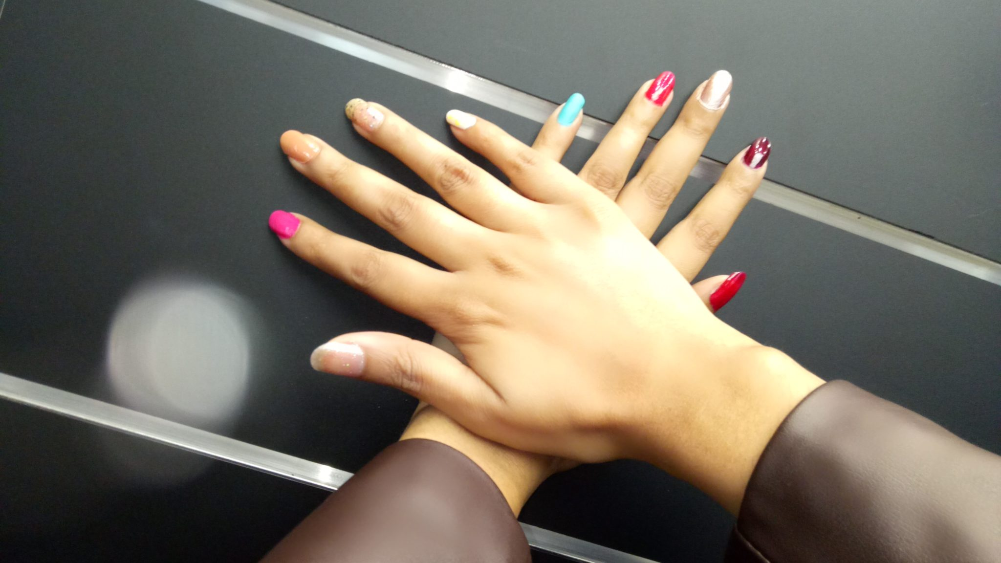 Colorbar Nail Lacquer | Review & Swatches | New launched Nail Paint ...