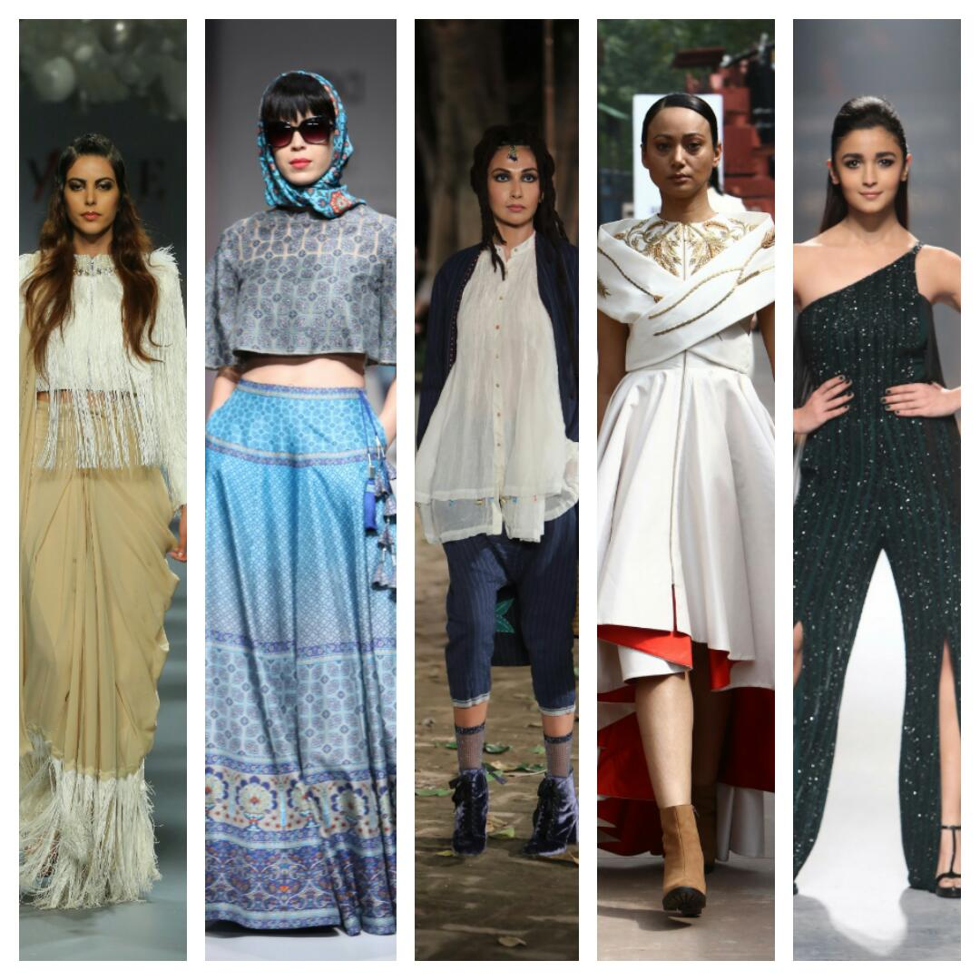 Amazon India Fashion Week Autumn Winter 2017