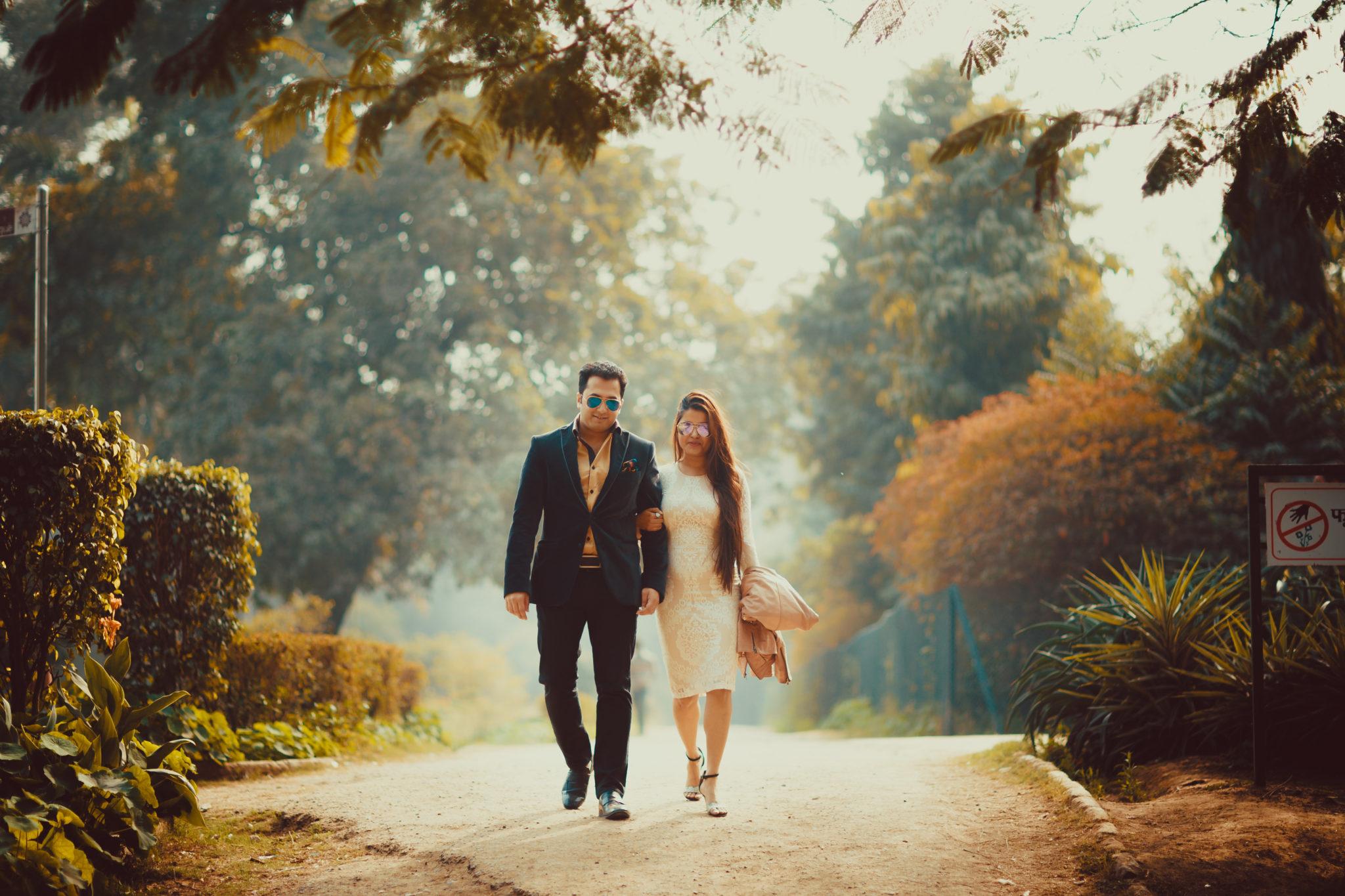 Pre Wedding Photo Shoot Tips