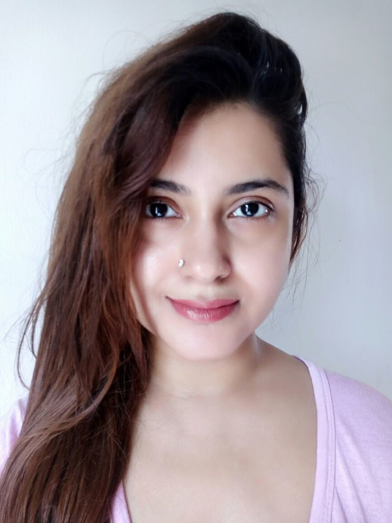 LAKME 9 TO 5 PRIMER + MATTE ROSY SUNDAY MP7