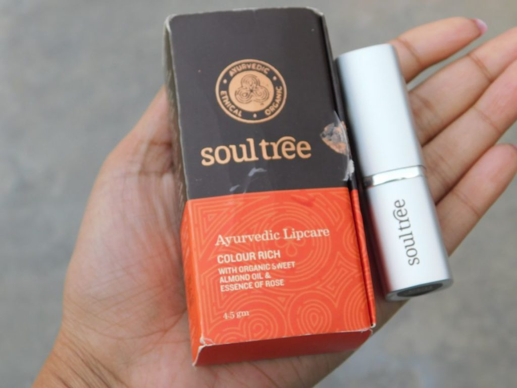 SUNSHINE BY SOULTREE Review Swatches