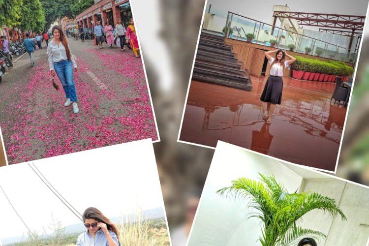 What I wore to Jaipur , Jaipur Lookbook, Elle Boutique India