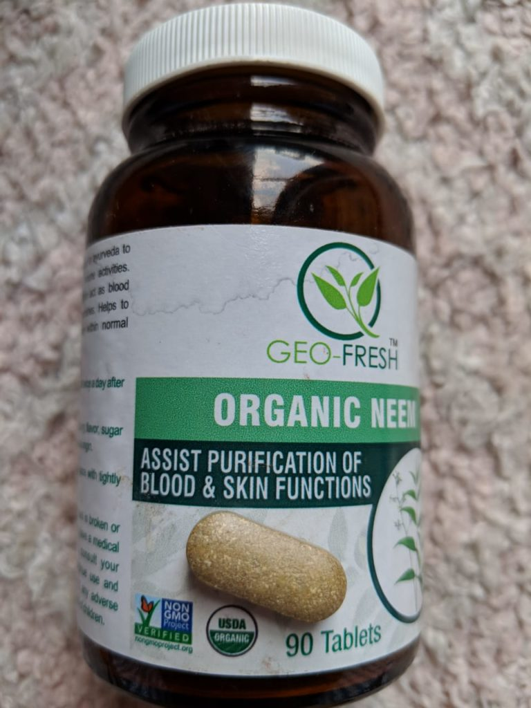 Geo Fresh , Organic tablets, Indian beauty blogger , Delhi Beauty Blogger